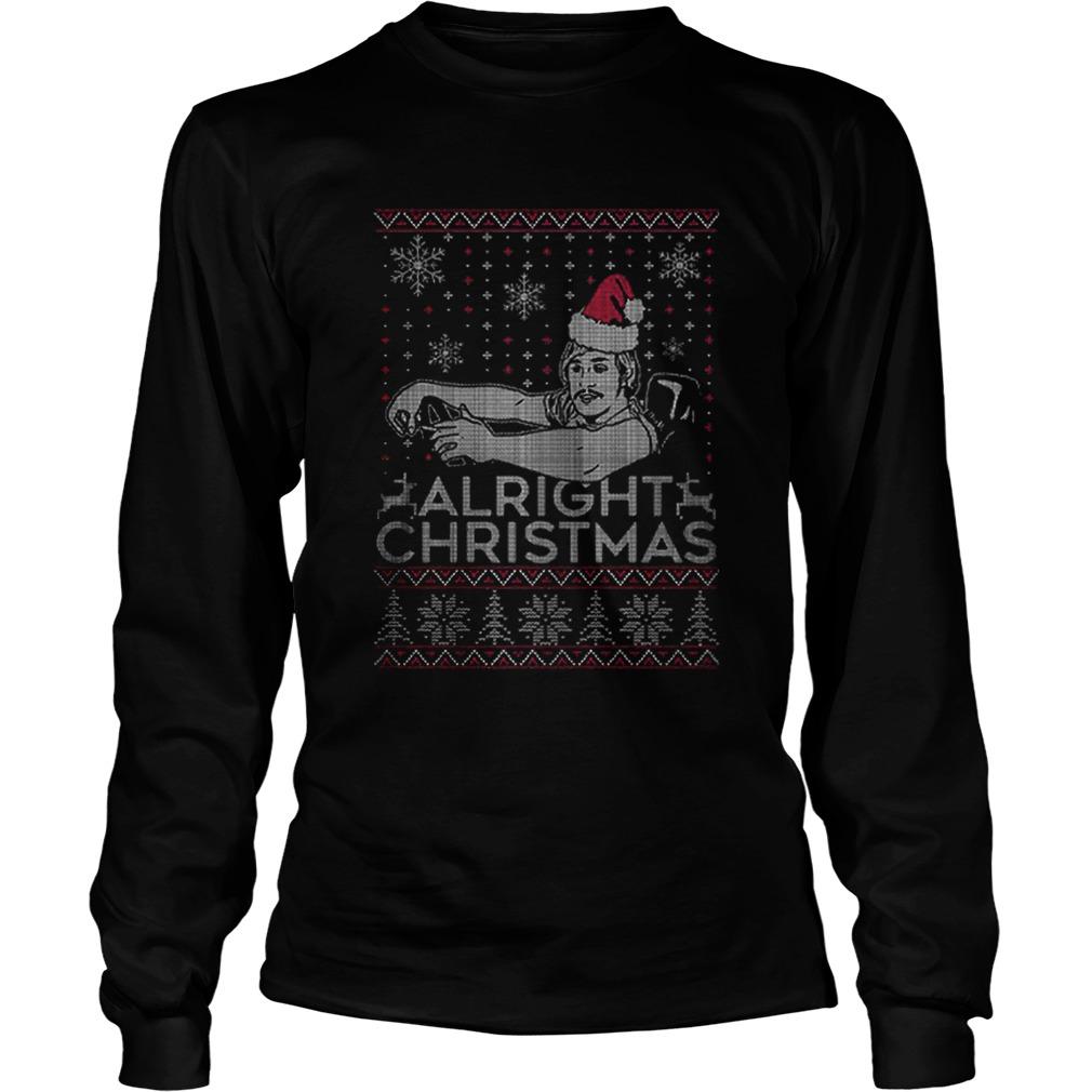 Alright Christmas  LongSleeve