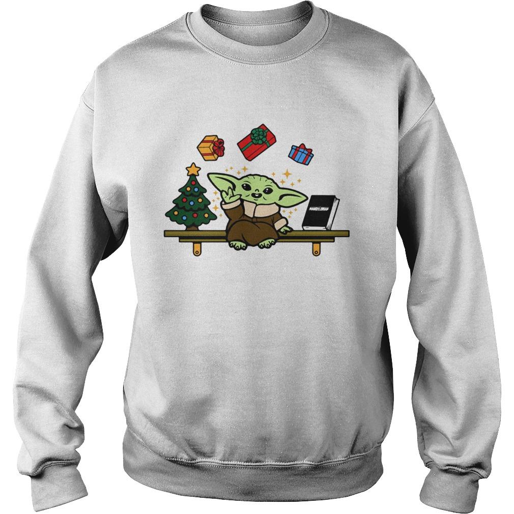 Baby on the ShelfBaby Yoda  Sweatshirt