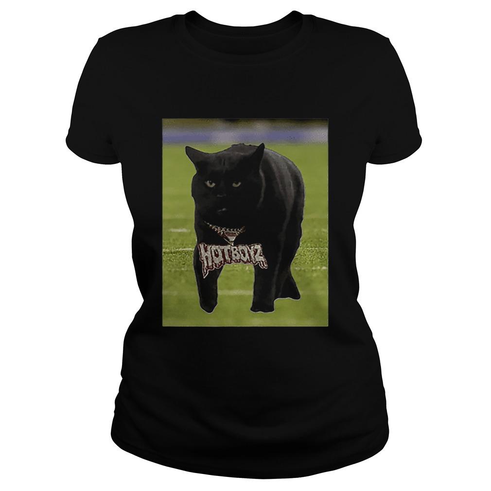Cowboys Jaylon Smith Black Cat Hot Boyz  Classic Ladies