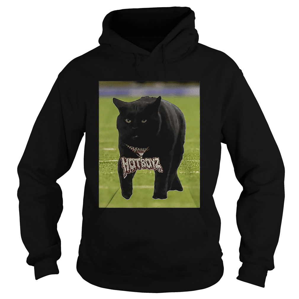 Cowboys Jaylon Smith Black Cat Hot Boyz  Hoodie