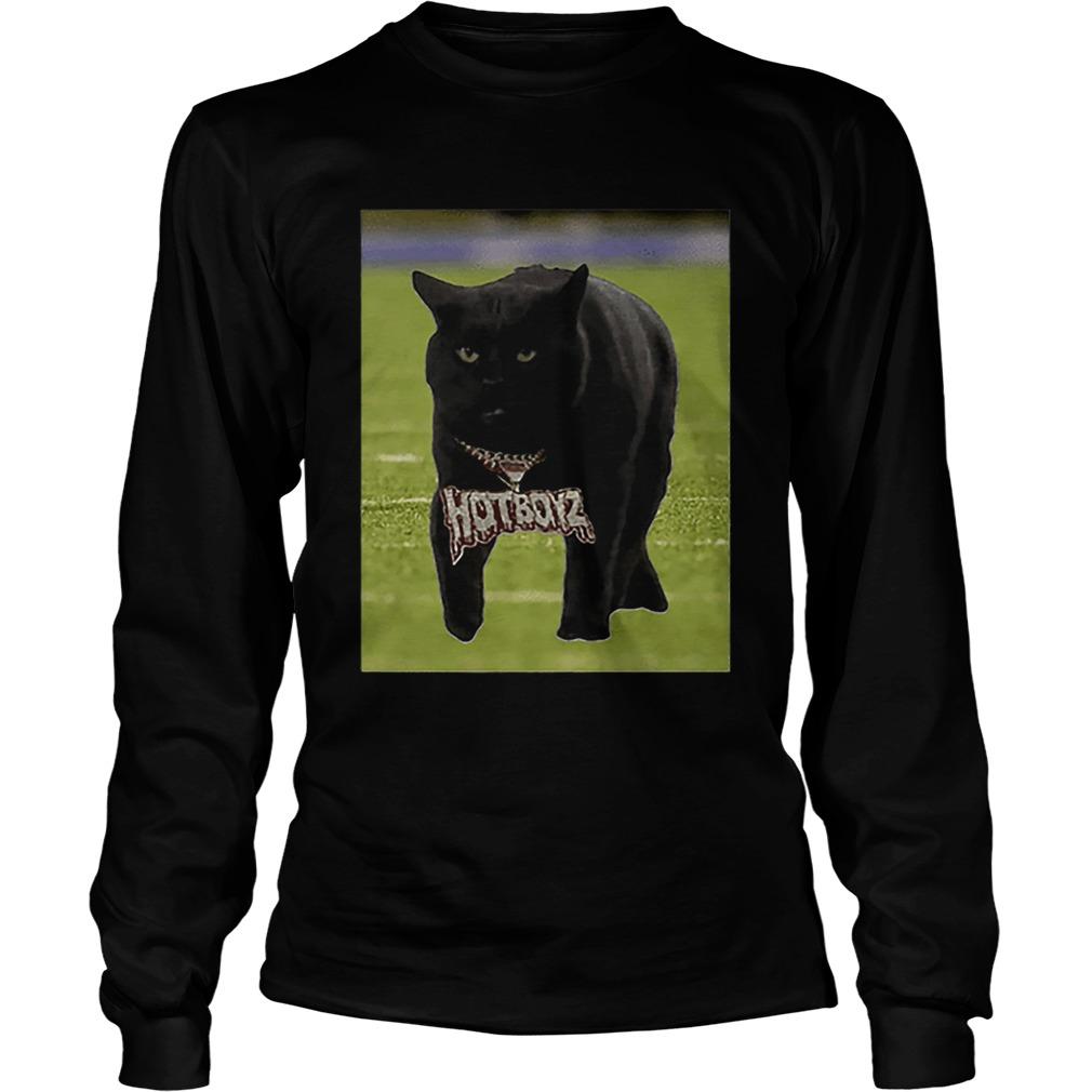 Cowboys Jaylon Smith Black Cat Hot Boyz  LongSleeve