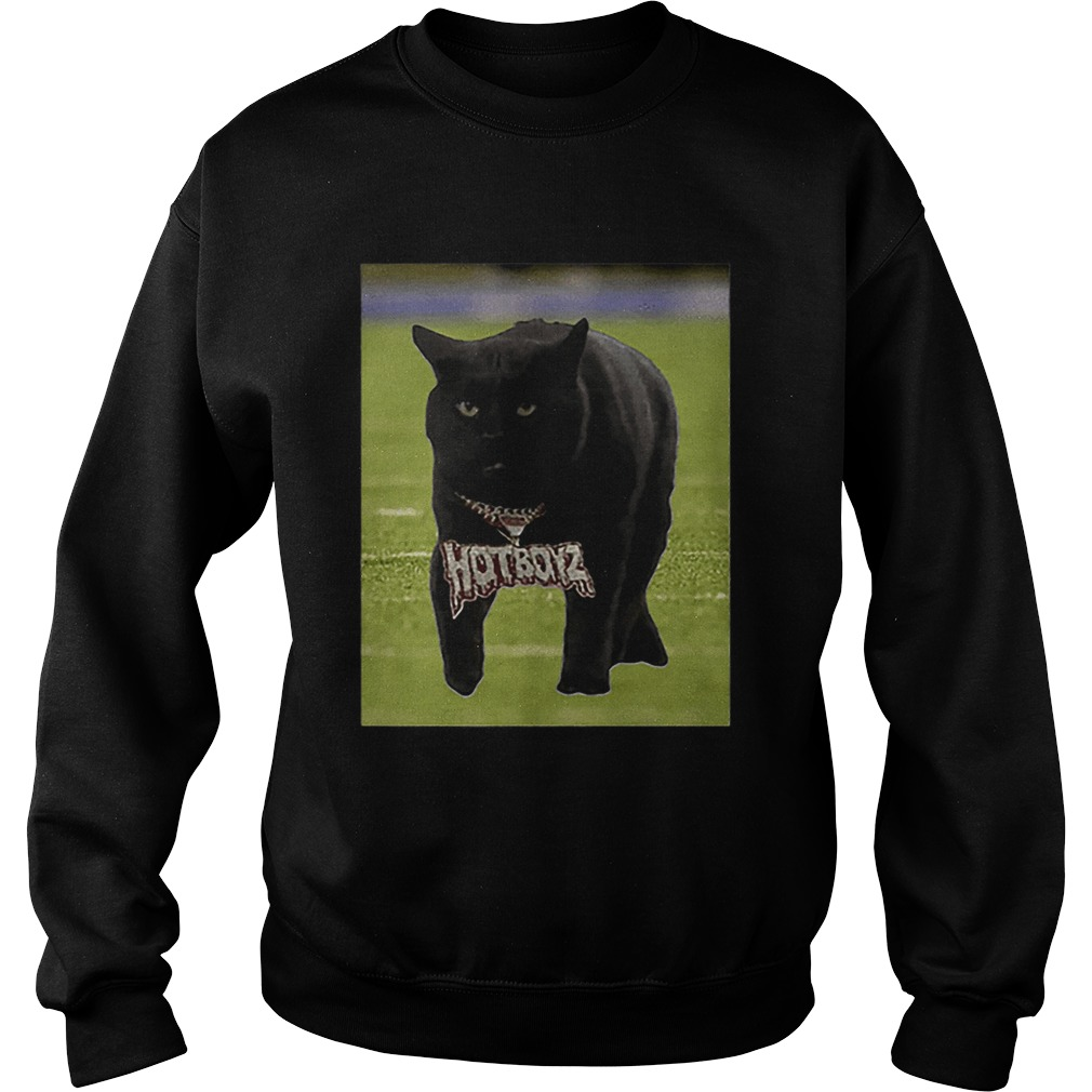 Cowboys Jaylon Smith Black Cat Hot Boyz  Sweatshirt