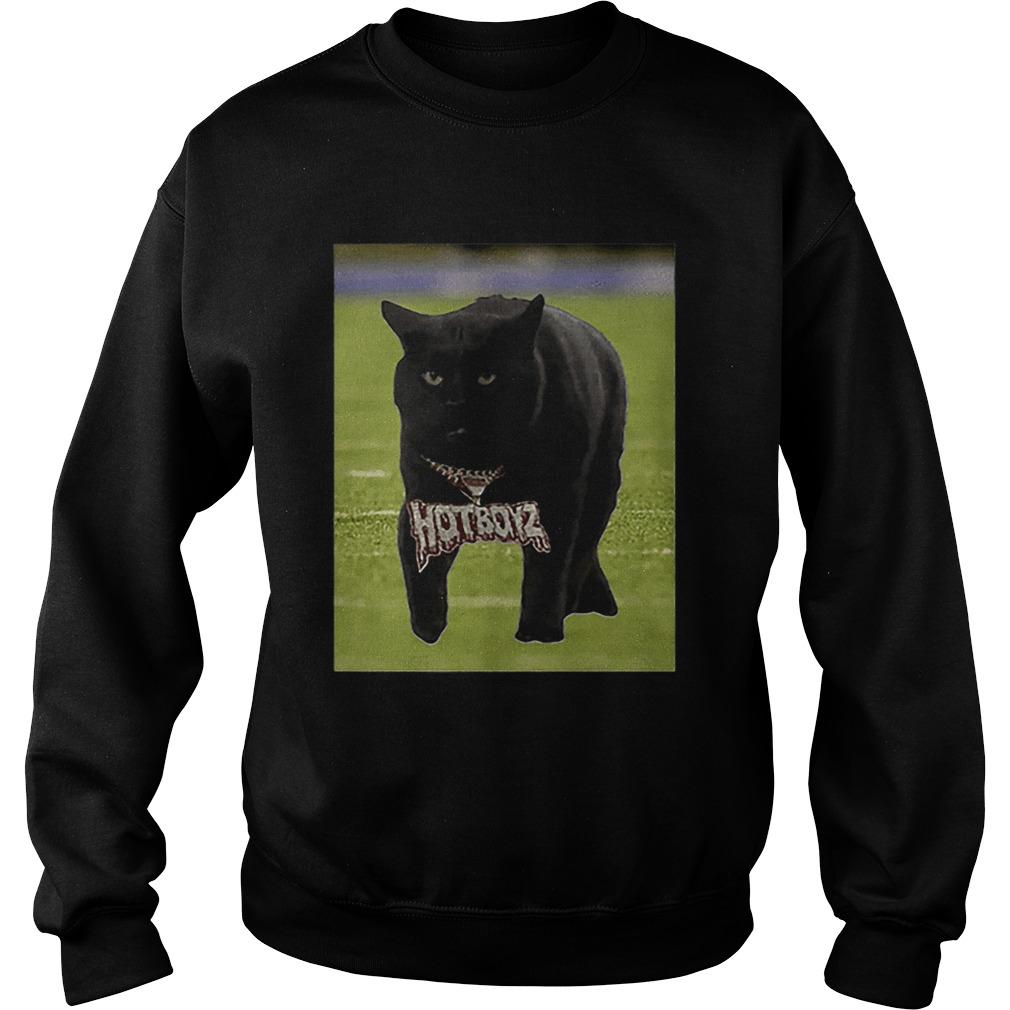 Cowboys Jaylon Smith Black Cat Hot Boyz  Sweatshirt