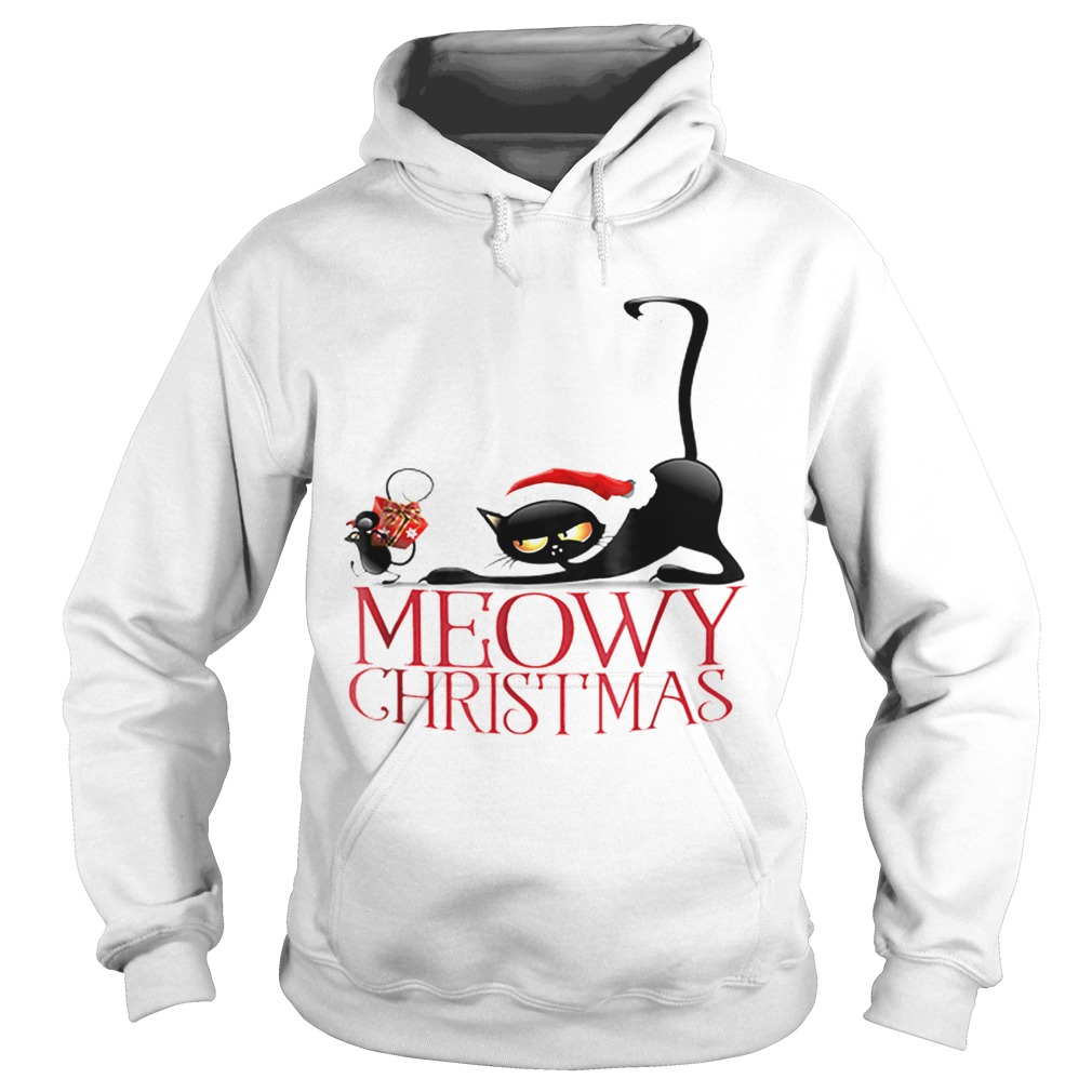 Its my funny Christmas cat pajamas  Hoodie