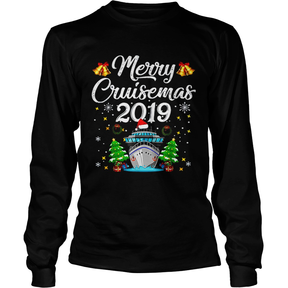Merry Cruisemas Family Cruise Christmas Funny  LongSleeve