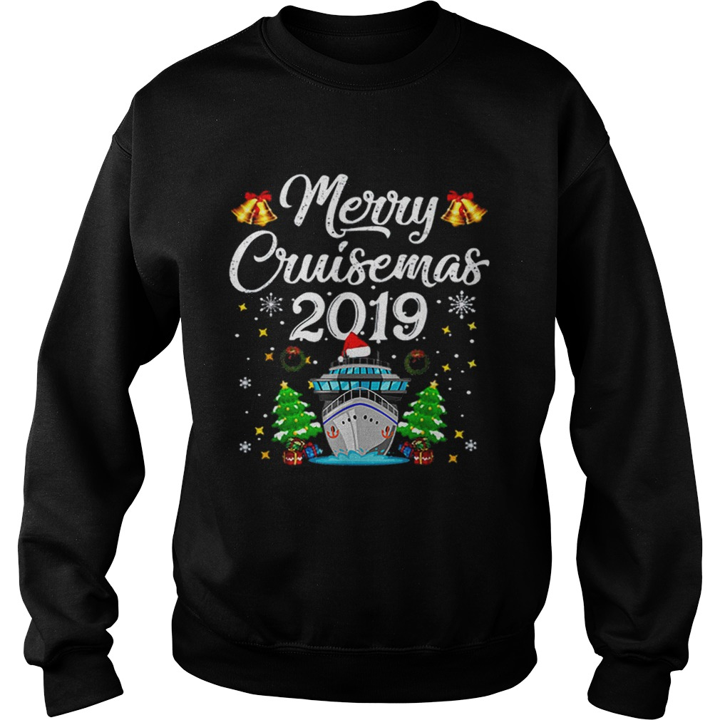 Merry Cruisemas Family Cruise Christmas Funny  Sweatshirt