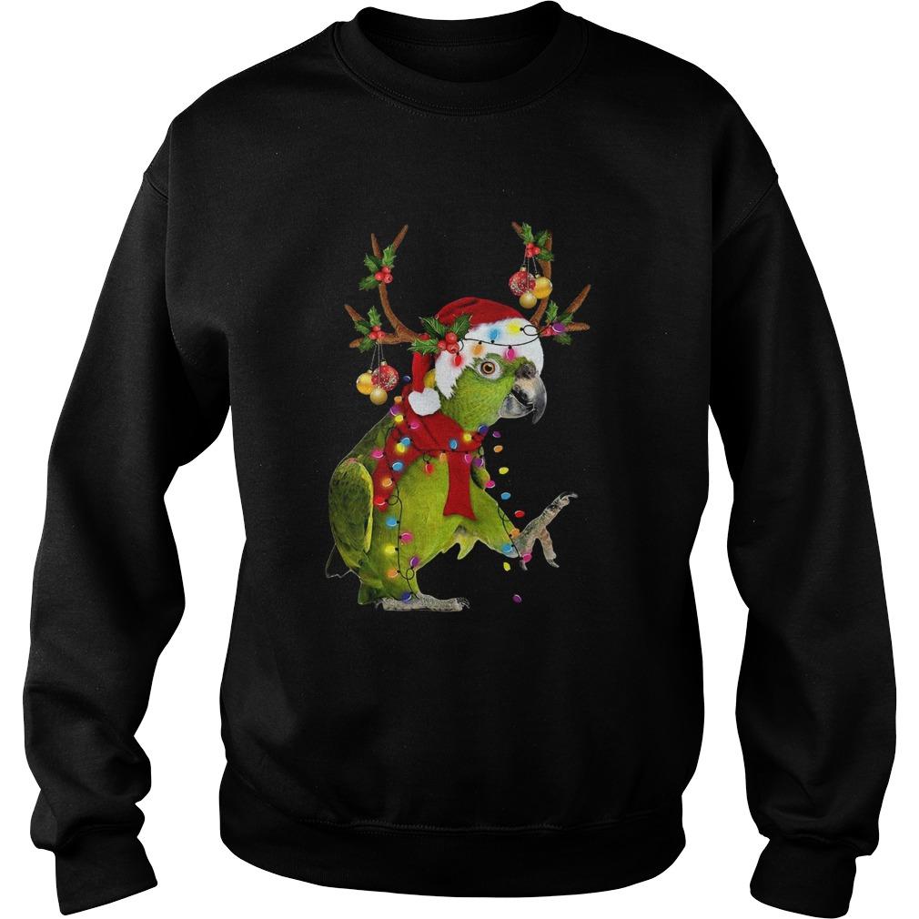 Parrot Gorgeous Reindeer  Sweatshirt