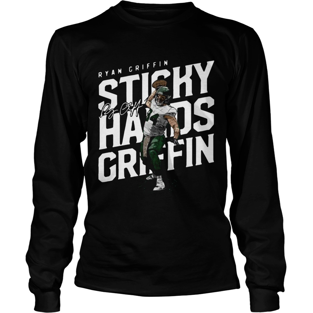 Ryan Griffin Sticky Hands  LongSleeve