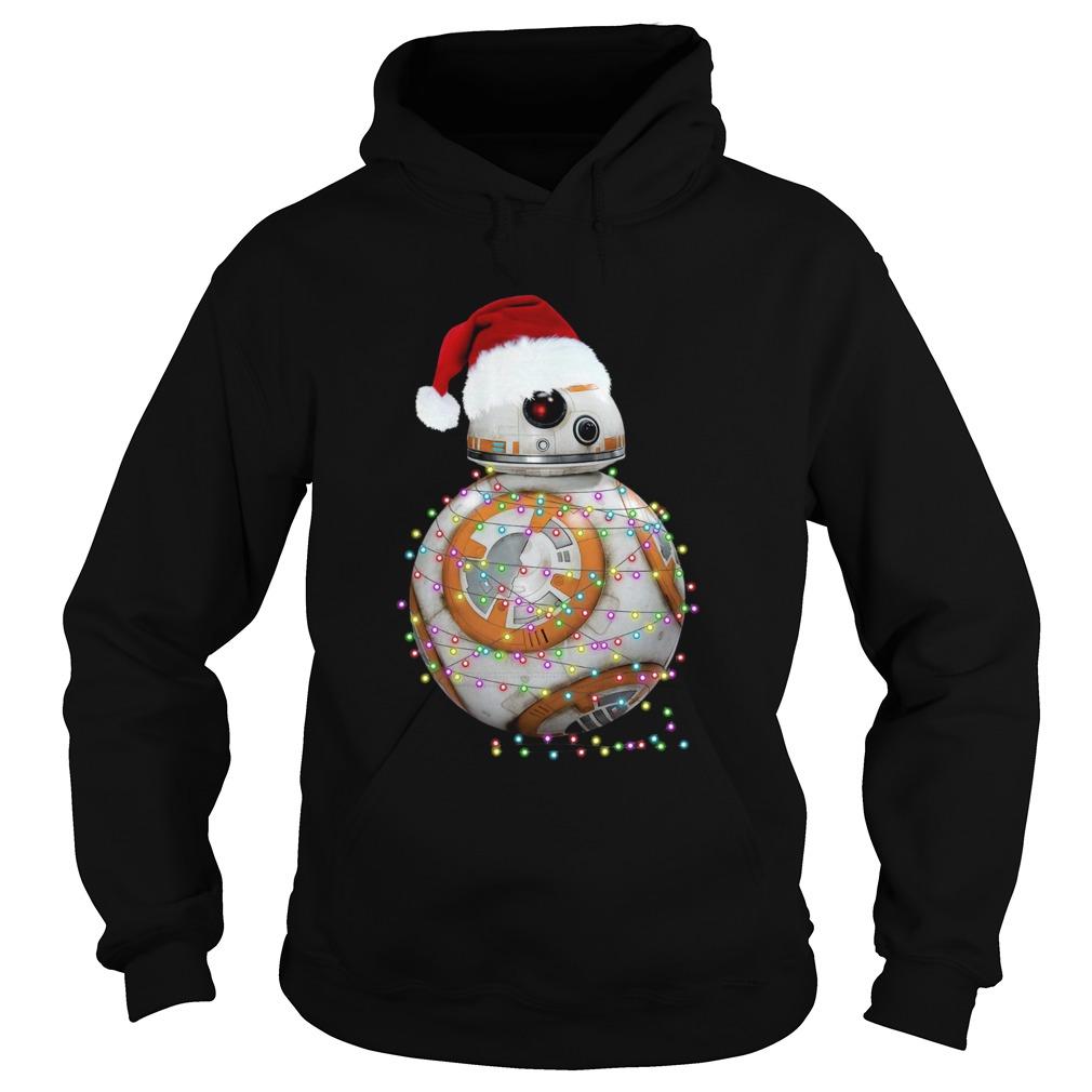 Santa BeebeeAte Christmas  Hoodie