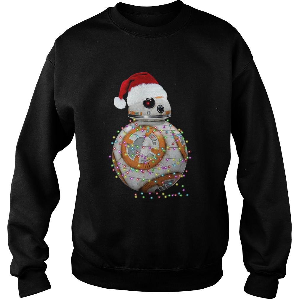 Santa BeebeeAte Christmas  Sweatshirt