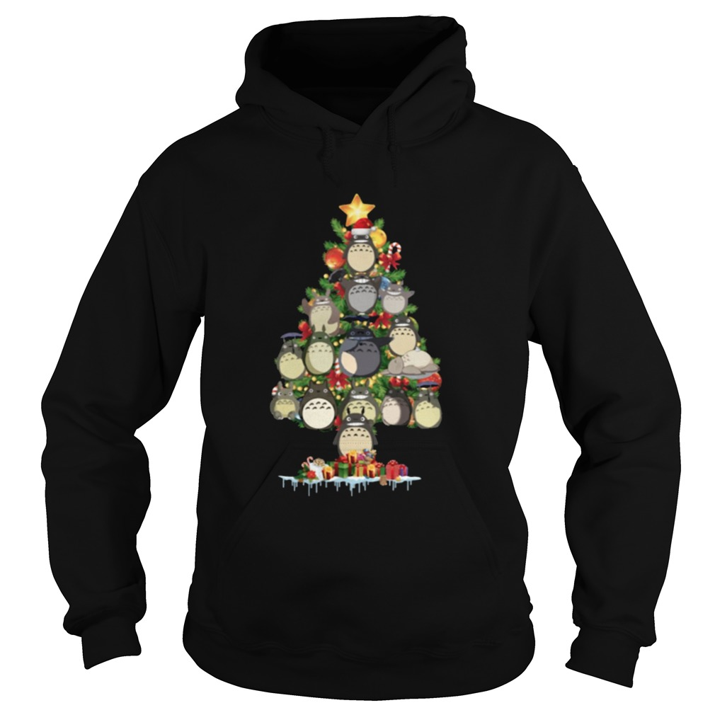 Toroto Christmas tree  Hoodie