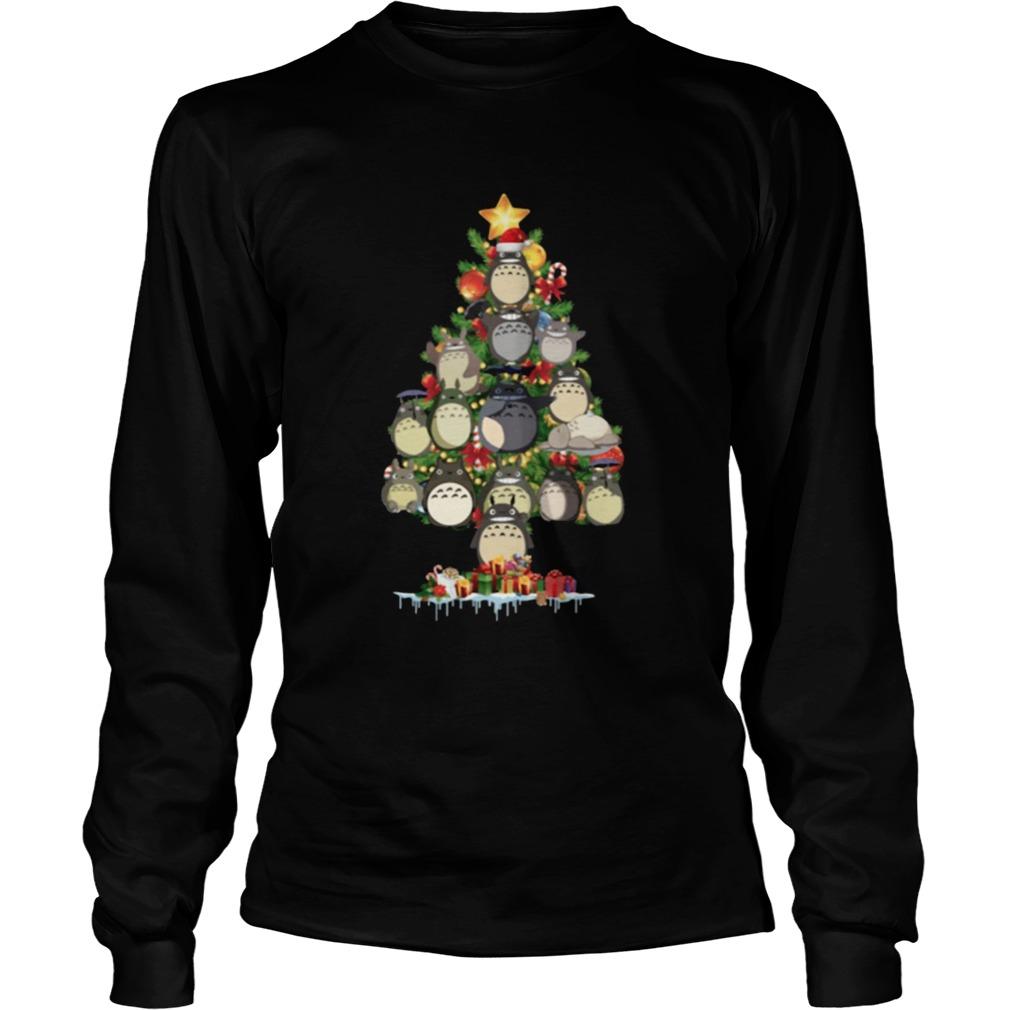 Toroto Christmas tree  LongSleeve