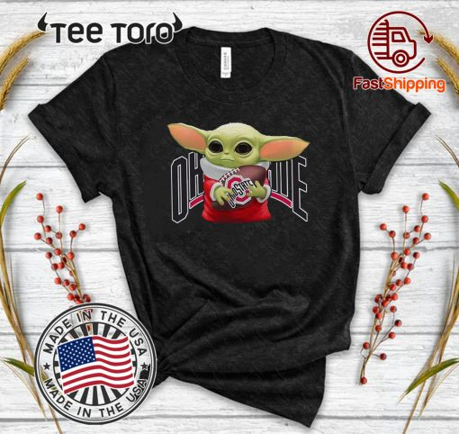 Baby Yoda Hung Ohio State Classic T-Shirt