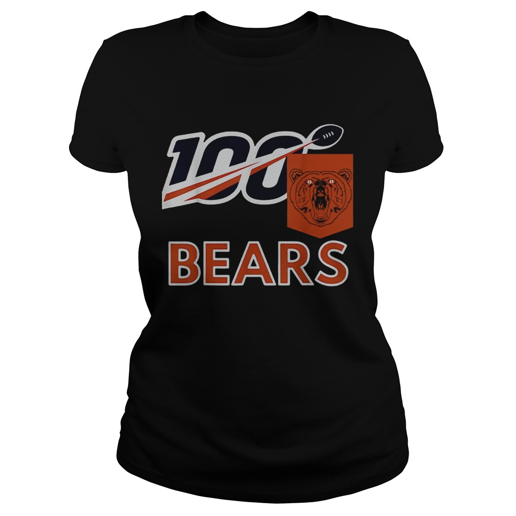 Bears 100th Year inspired Sports  Classic Ladies