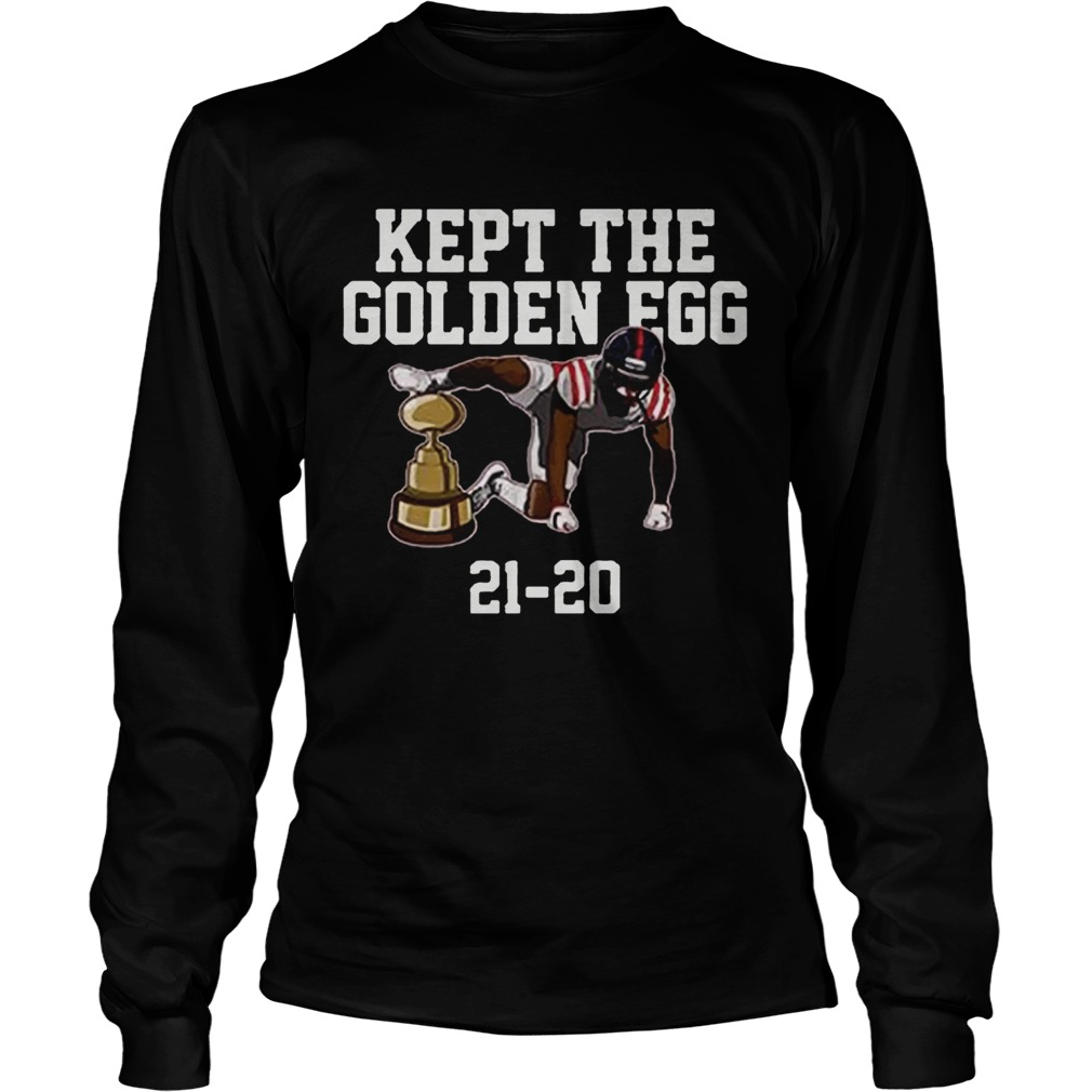 Kept The Golden Egg 2020  LongSleeve