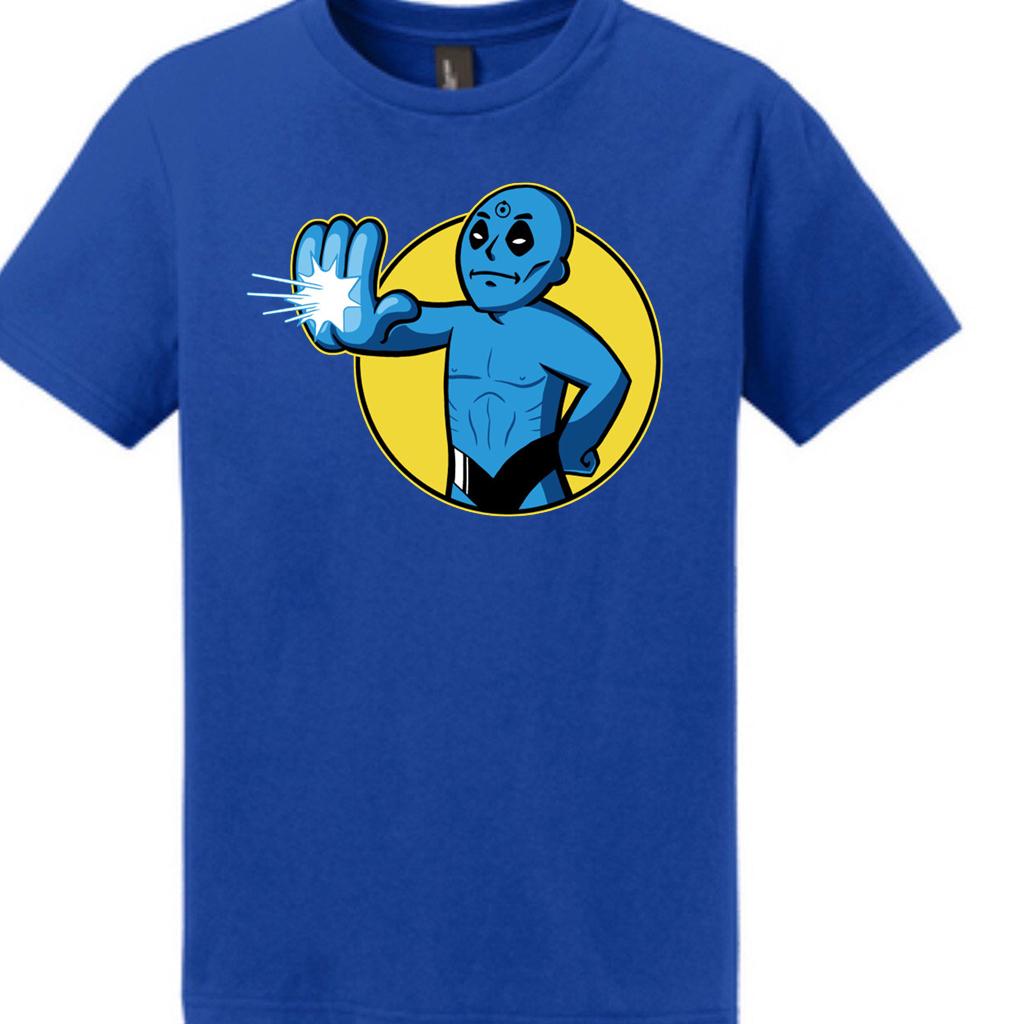 Manhattan Boy Shirt - Watchmen T-Shirt