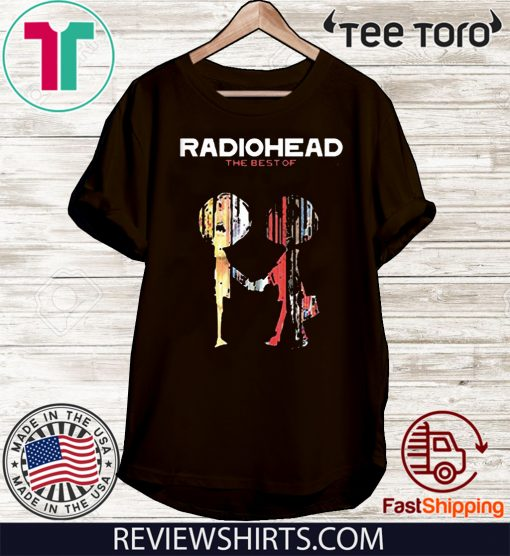 Radiohead The Best Of 2020 T-Shirt