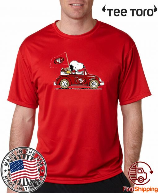 Snoopy And San Francisco FC 2020 T Shirt