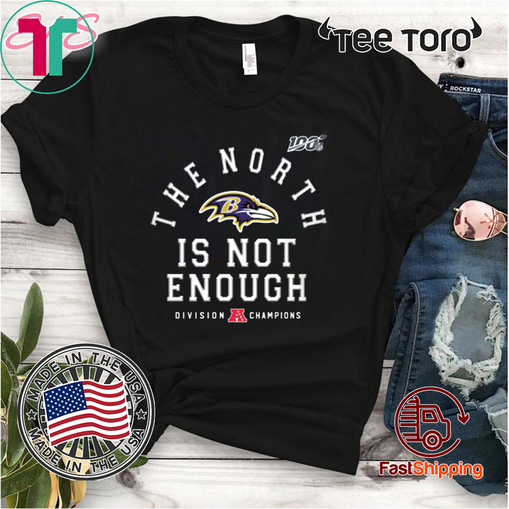 Womens The North Is Not Enough Tee Shirt