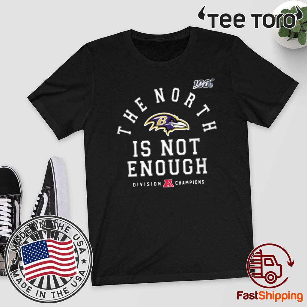 Offcial The North Is Not Enough Tee Shirt
