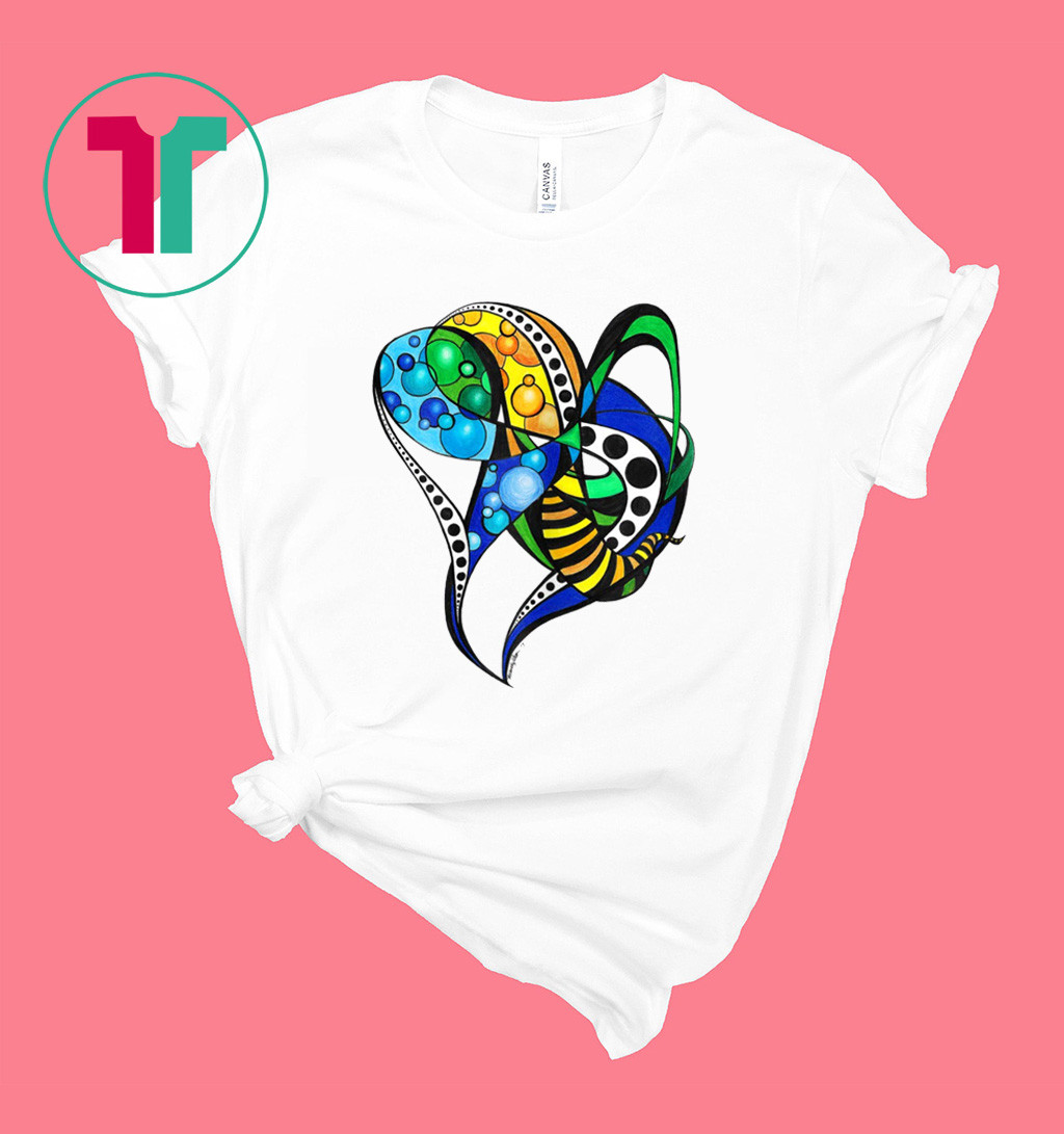 Abstract Art T-Shirt