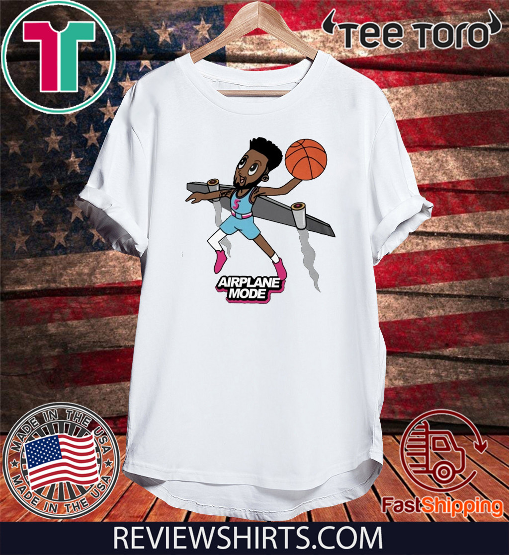 Airplane Mode Derrick Jones Jr Tee Shirt