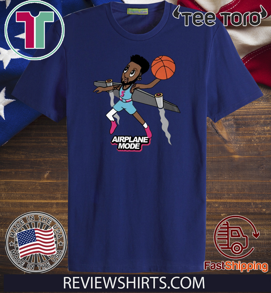 Airplane Mode Shirt Derrick Jones Jr
