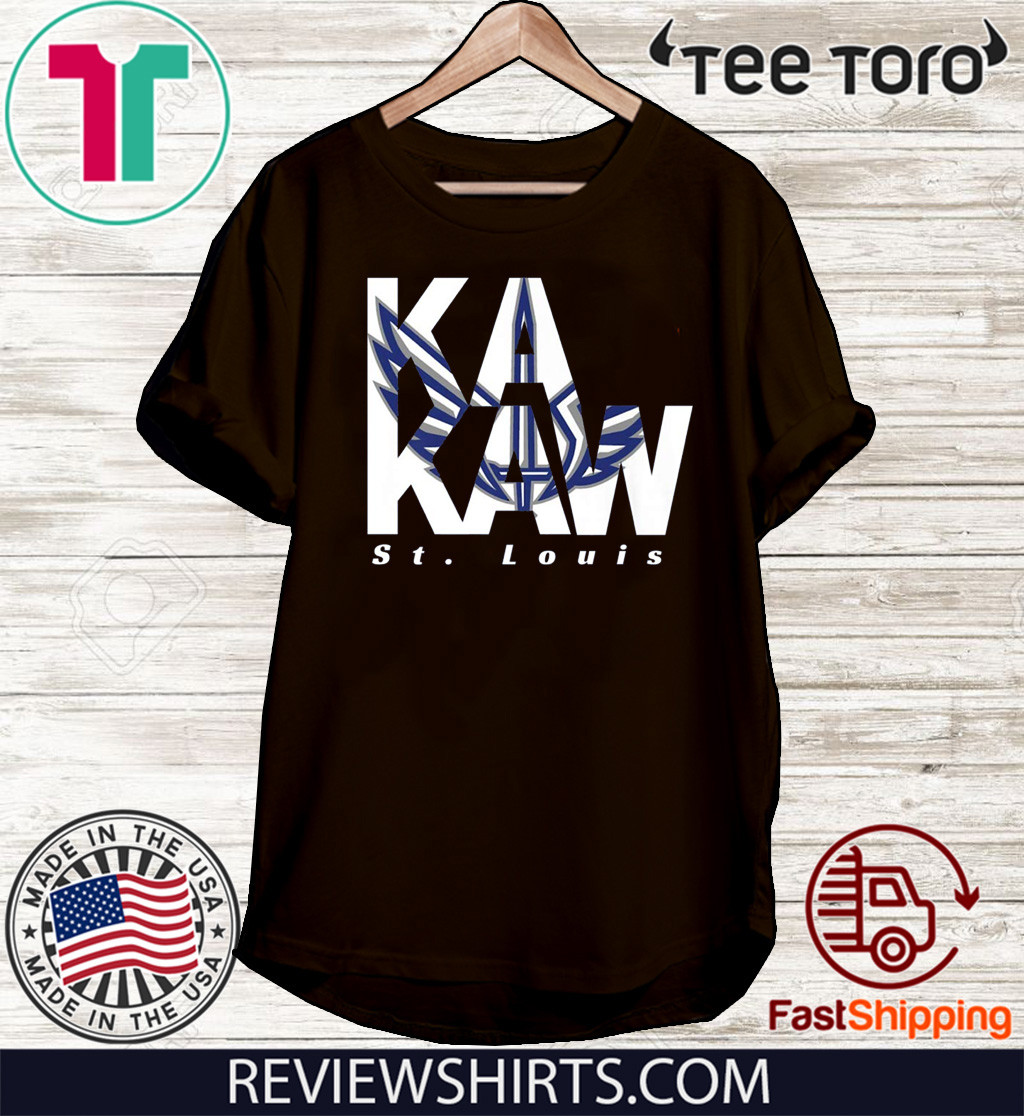 BattleHawks Football St. Louis XFL Ka-Kaw Premium Original T-Shirt