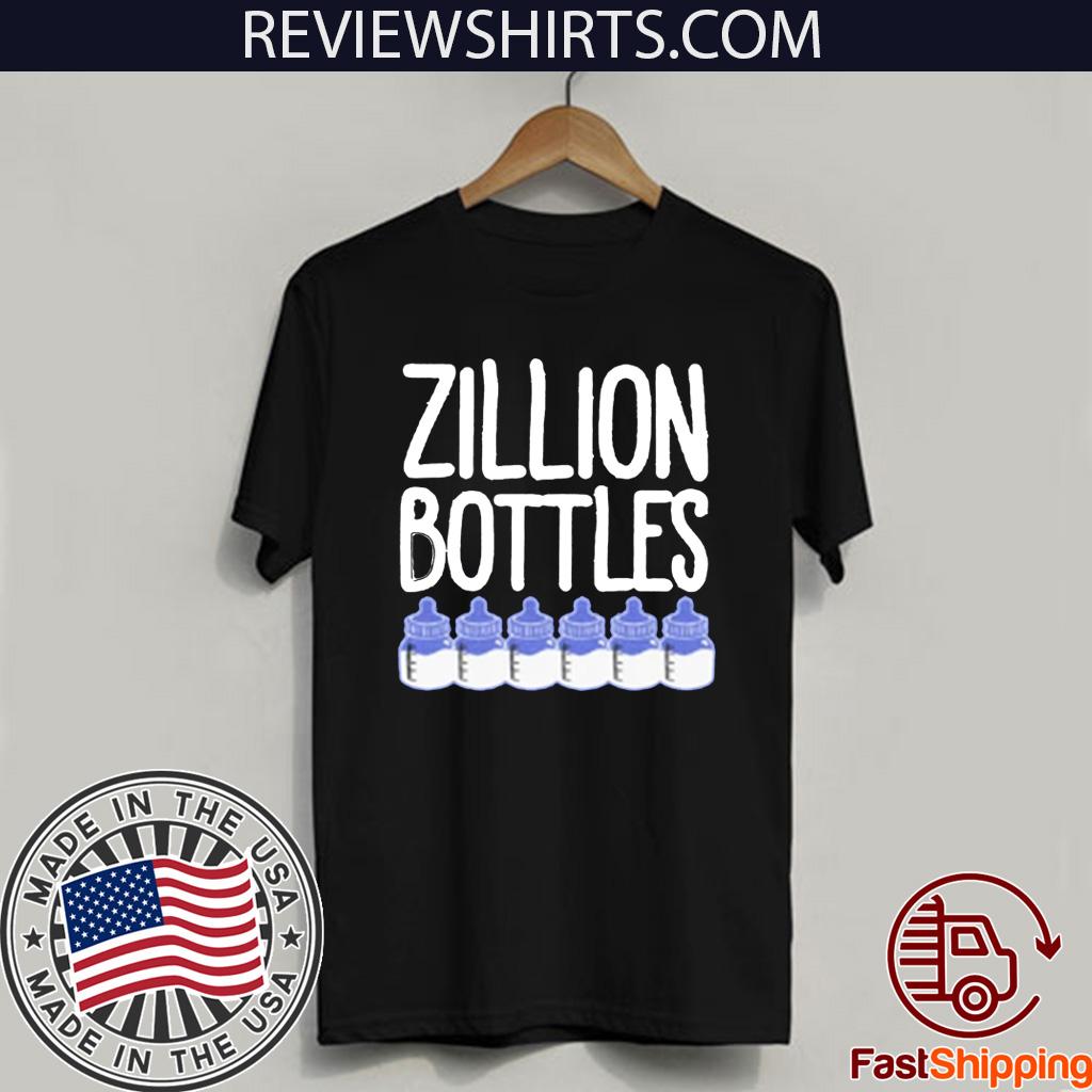 Zillion Bottles Onesie Hot T-Shirt