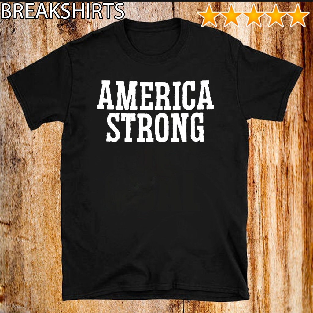 Official America Strong T-Shirt