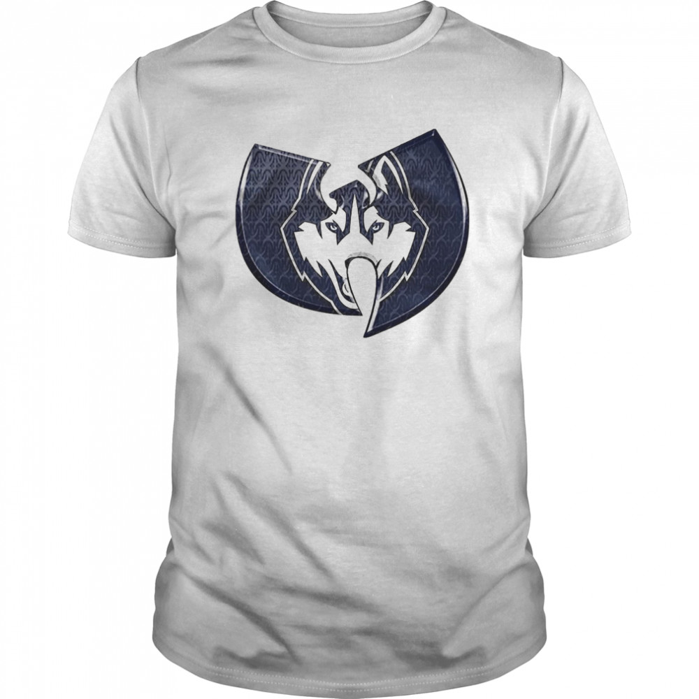 WuTang Connecticut Huskies Classic Men's T-shirt