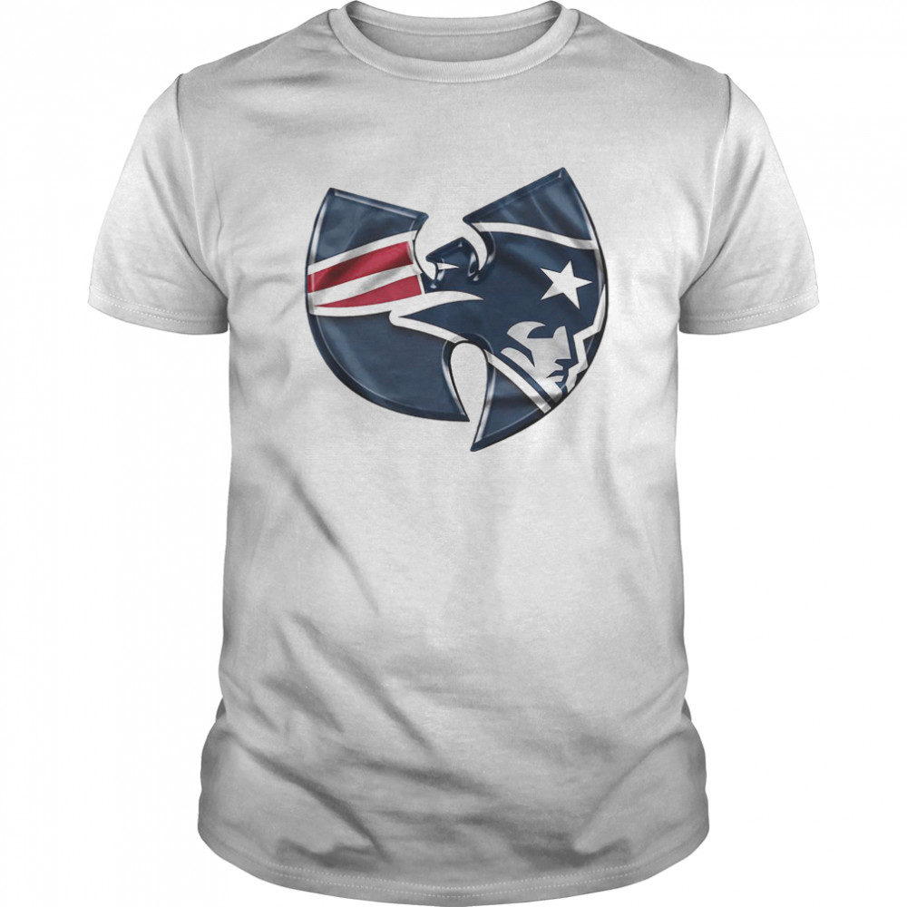 WuTang New England Patriots Classic Men's T-shirt
