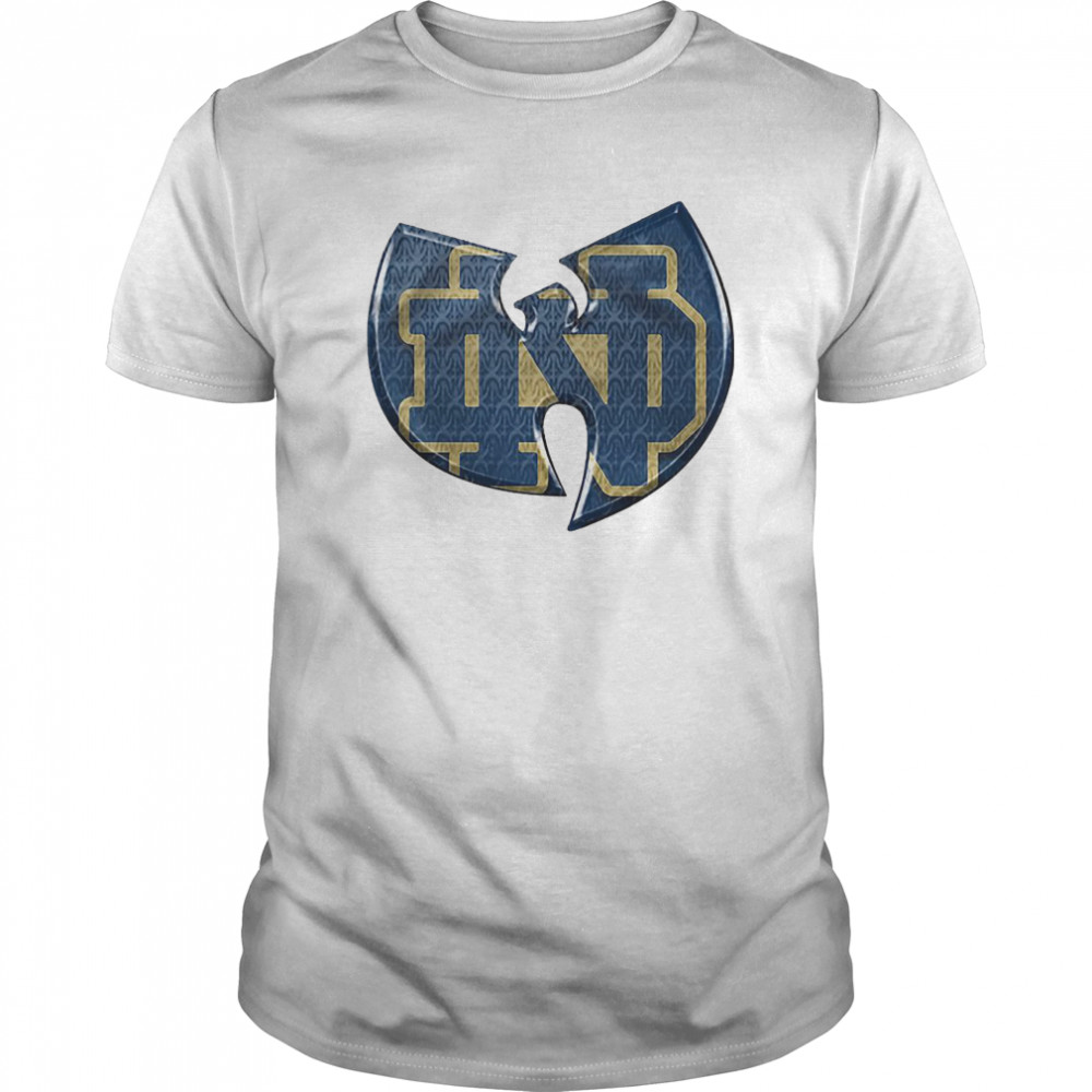 WuTang Notre Dame Fighting Irish Classic Men's T-shirt