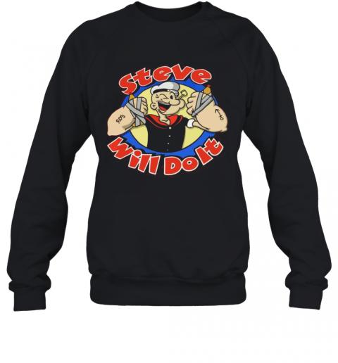 Nelk Boys Red Stevewilldoit Cartoon T Shirt Hoodie Sweatshirt And Long Sleeve Steve harvey's 2017 new year's eve outfit is still stylish. nelk boys red stevewilldoit cartoon t